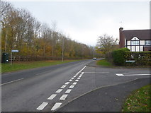 SO8856 : Junction of Plantation Drive and Purleigh Avenue by Chris Allen