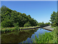 NS8679 : Union Canal - Greenbank Road aqueduct by Stephen Craven