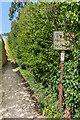 TQ1656 : Footpath off St John's Avenue by Ian Capper