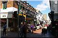 TQ3104 : Brighton: Kensington Gardens by Christopher Hilton