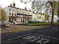 SO9521 : Regency Houses overlooking London Road by Philip Halling
