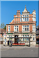 TQ1656 : Lloyds Bank by Ian Capper