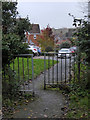 SO8856 : Haisley Row from Trotshill Lane East by Chris Allen