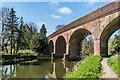 TQ1656 : Bridge over the River Mole by Ian Capper