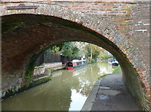 SP6989 : Black Horse Bridge No 3 by Mat Fascione