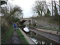 SO2613 : Old railway bridge at Gilwern by John Winder