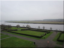 NS4870 : The River Clyde by Billy McCrorie