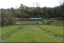SP6989 : The site of the Foxton Inclined Plane Boat Lift by Mat Fascione