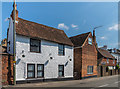 TQ1656 : 35 Church Street, 1 Long Cottages and 37 - 39 Church Street by Ian Capper