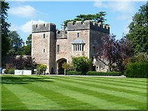 ST5545 : Bishop's Palace, Wells [5] by Michael Dibb