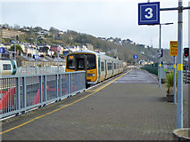 W6872 : Platform 3, Kent Station, Cork by Robin Webster