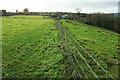 ST5466 : Monarch's Way nearing Castle Farm by Derek Harper