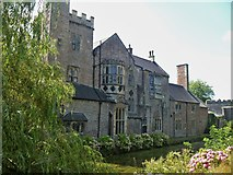 ST5545 : Bishop's Palace, Wells [19] by Michael Dibb