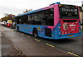 ST1580 : Edwards bus on the A470, Whitchurch, Cardiff by Jaggery