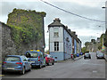 W6672 : Narrow leaning building, Sunday's Well Road, Cork by Robin Webster