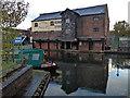 SO8984 : Bonded Warehouse, Stourbridge by Chris Allen