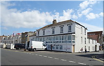 ST3049 : The Royal Clarence Hotel, Burnham-on-Sea by JThomas