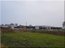 SE6350 : Field Lane retail units by DS Pugh