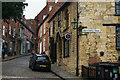 SK9771 : Lincoln: Steep Hill by Christopher Hilton