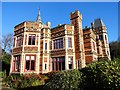 NZ2560 : Front view of Saltwell Towers by Robert Graham
