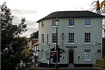 SU7682 : A grade II listed building in Hart Street, Henley on Thames by Roger A Smith