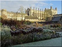 SP5105 : Christ Church College by Philip Halling