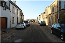 NT4899 : South Street, Elie and Earlsferry by Bill Kasman