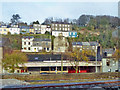 W6872 : Houses on hillside above Lower Glanmire Road, Cork by Robin Webster