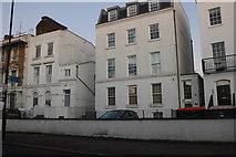 TQ3386 : Houses on Albion Road, Stoke Newington by David Howard