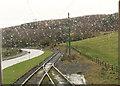 NZ2254 : Beamish tramway by Richard Croft