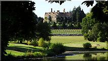 TR0653 : Chilham Castle, Chilham, Kent by Colin Park