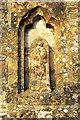 SS5027 : St Michael at Horwood by Derek Harper