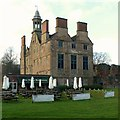SK6464 : Rufford Abbey – the Jacobean house by Alan Murray-Rust