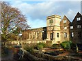 SK6464 : Rufford Abbey – the west front by Alan Murray-Rust