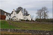 NJ1737 : Pitchroy Lodge by Anne Burgess