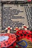 ST0207 : Cullompton : War Memorial by Lewis Clarke