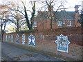 TQ3789 : Mosaics in Walthamstow by Marathon