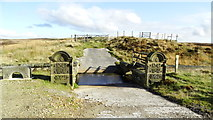 SD9620 : Rochdale Council Water Works masonry between Light Hazzles & Warland Reservoirs by Colin Park
