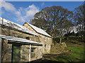 NY9442 : Stotfield Burn farm buildings (3) by Mike Quinn