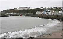NW9954 : Portpatrick Harbour by Richard Sutcliffe