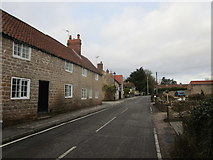 SK5451 : Cottages, Main Street, Papplewick by Jonathan Thacker