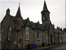 NT4899 : Earlsferry Town Hall by Bill Kasman