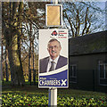 J5081 : 2019 Election poster, Bangor by Rossographer
