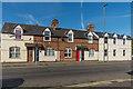 TQ1658 : 283 - 291 Kingston Road by Ian Capper