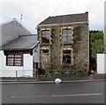 SN8000 : Derelict house alongside the B4434, Clyne by Jaggery