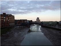 TA1028 : The River Hull, Hull by JThomas