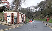 TA1280 : Public Conveniences, Ravine Road, Filey by habiloid