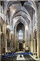 SK6287 : Nave and vaulting, Ss Mary & Martin's church, Blyth by Julian P Guffogg