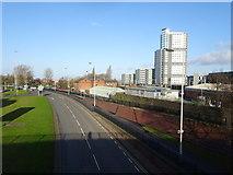 SO9198 : Bridge Scene by Gordon Griffiths