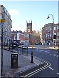 SO9198 : Broad Street View by Gordon Griffiths